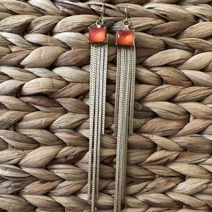 Jewelry - Boho style long earrings